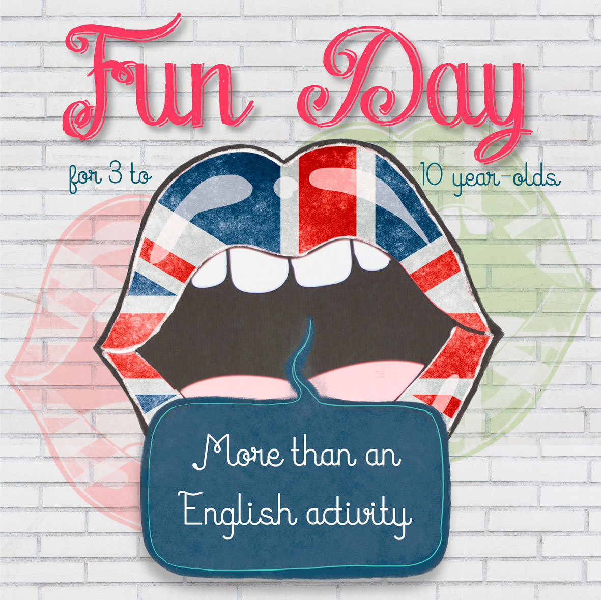 At Kids&Us, English Once Again Goes Beyond the Classroom